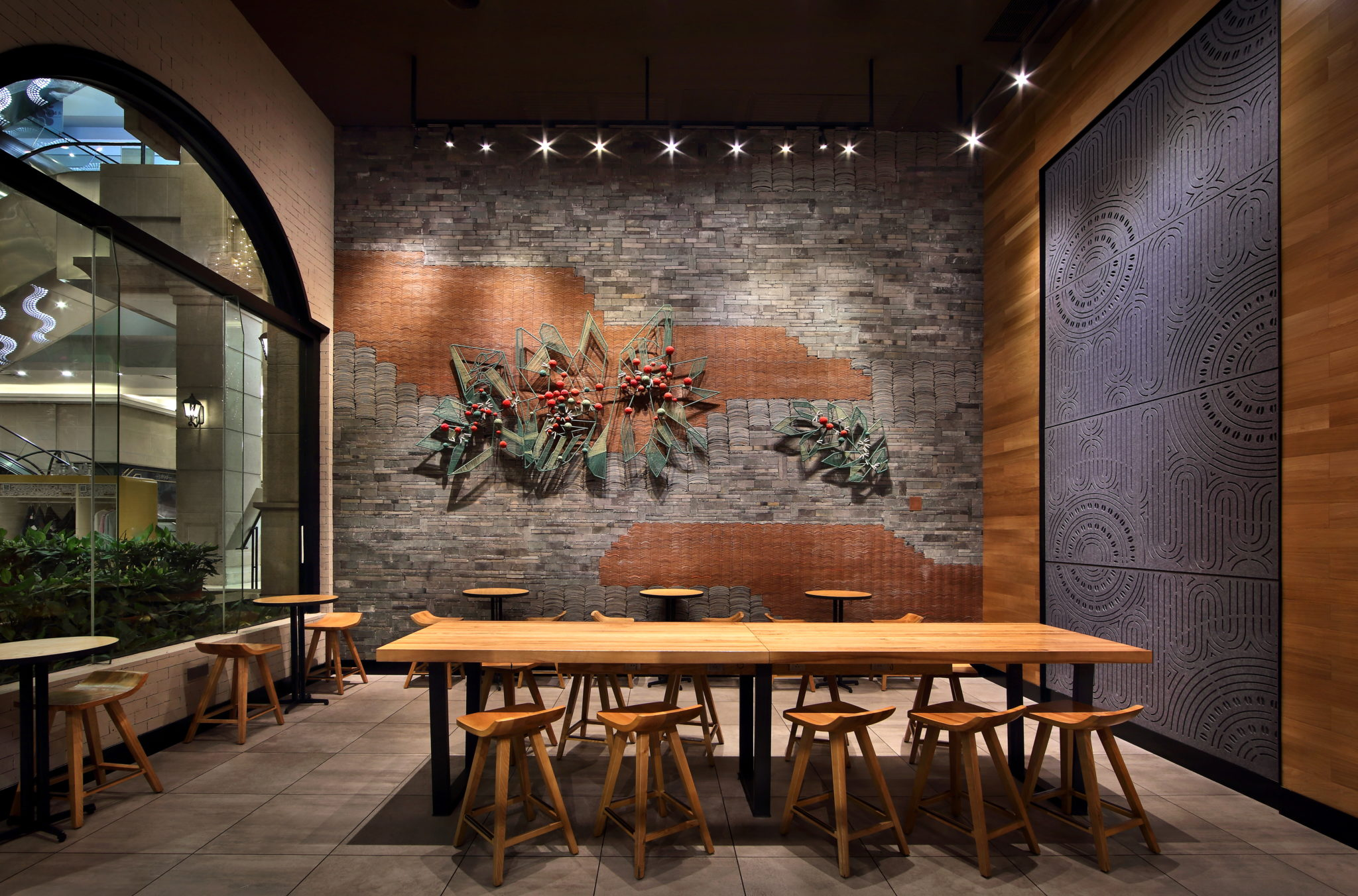Beyond Residential: Moving Towards The Lounge-as-Starbucks