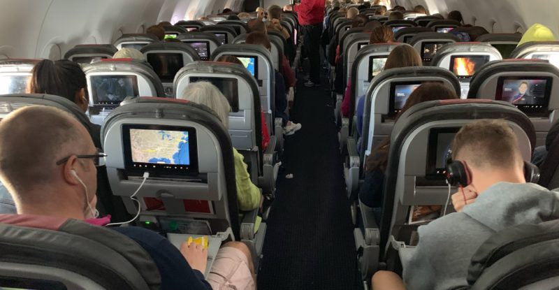 Seatback IFE helps ensure perfect mix of amenities on ...