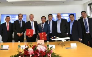 Air Esurfing Contract Signing