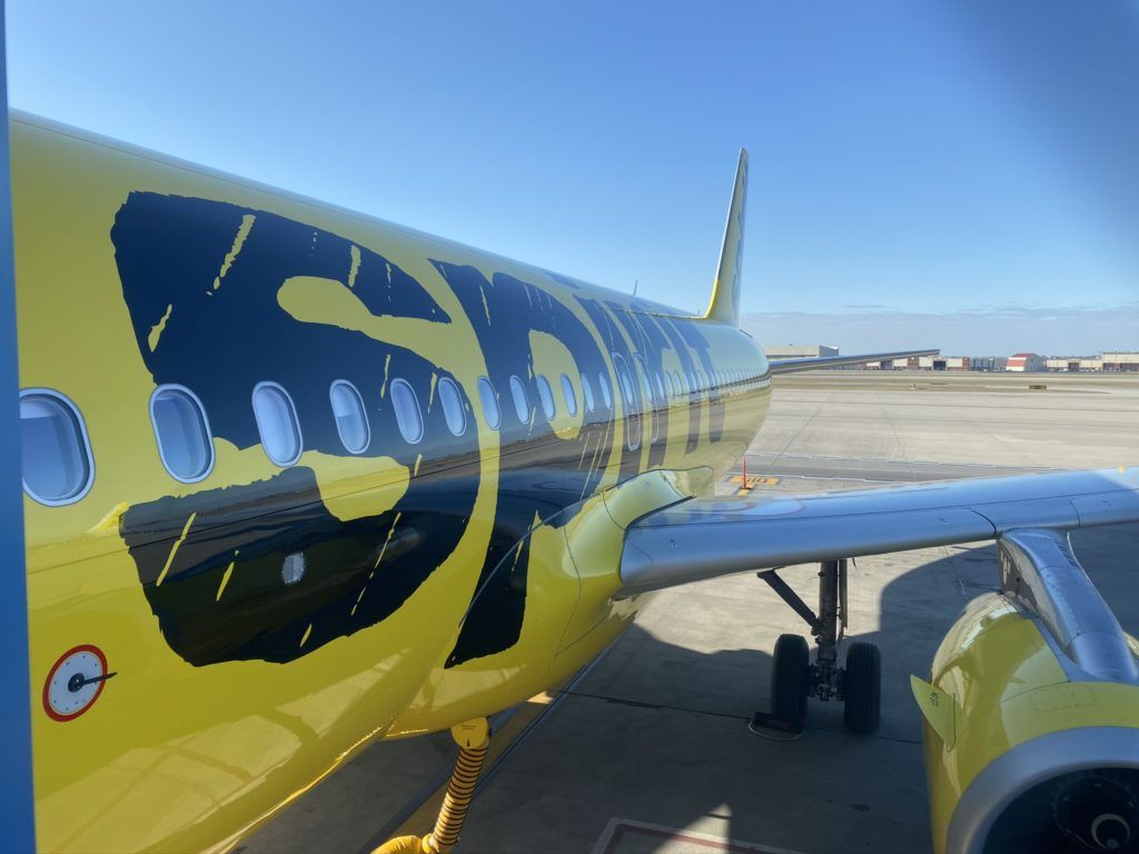 Spirit Airlines Aircraft