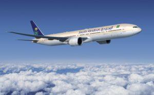 Saudi Arabian 777-300ER ArtworkK65053