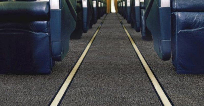 Sky-Tiles: Bringing Aviation Carpet Into The 21st Century