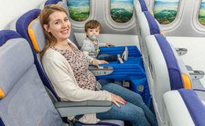 Aircraft Innovations Junior Comfort Seat