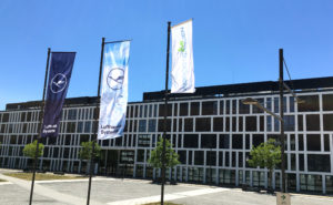 Headquarters in Raunheim Lufthansa Systems
