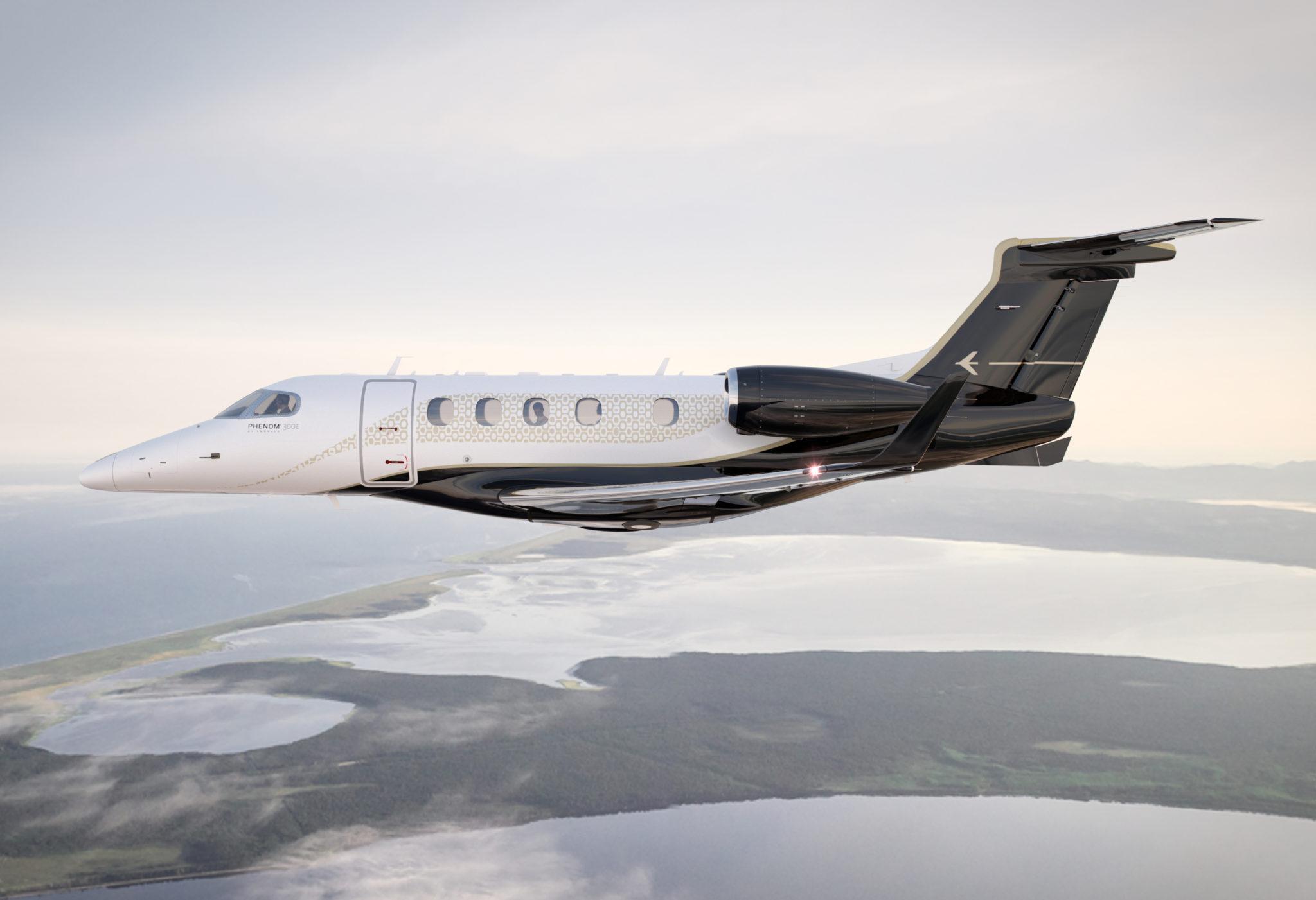Press Release Phenom 300e Is First Single Pilot Jet To Reach Mach 0 80 Runway Girlrunway Girl