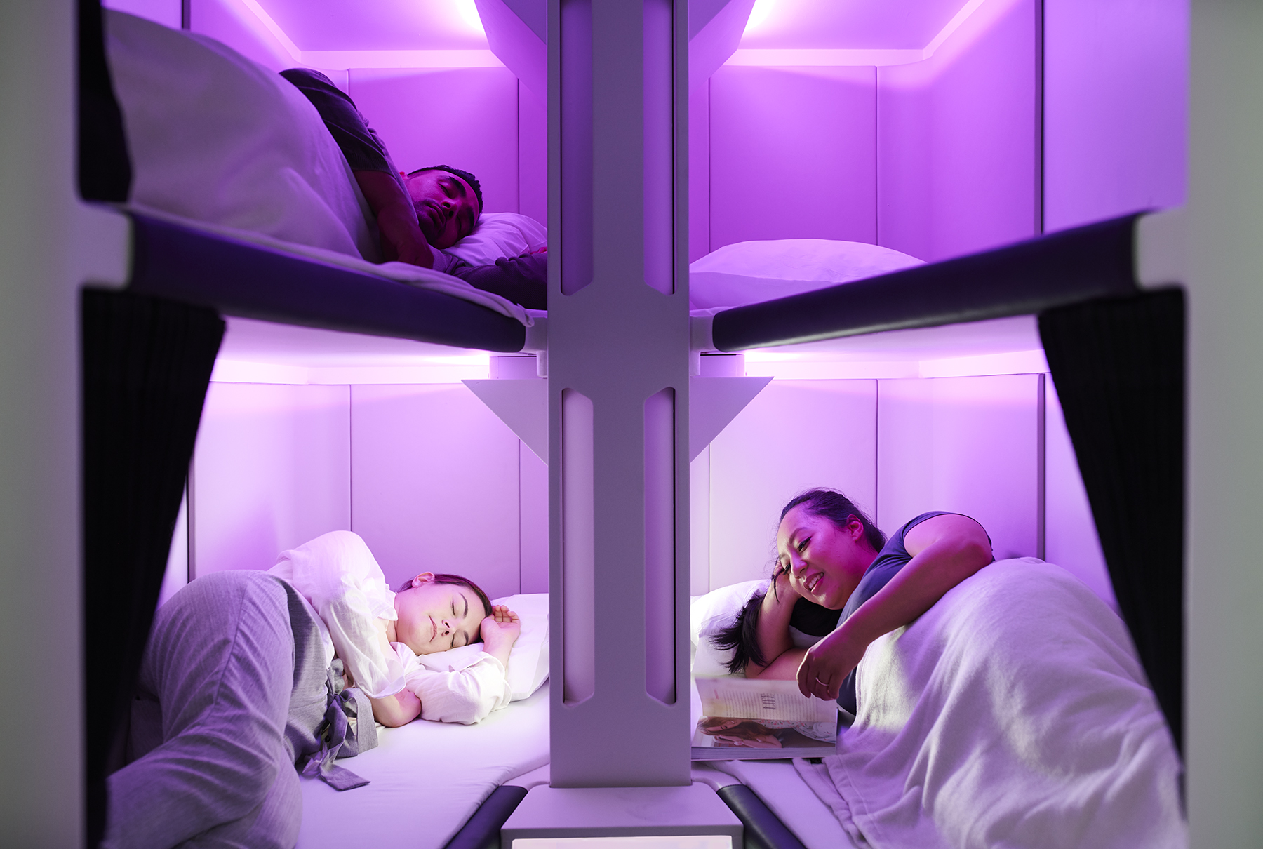 Air New Zealand on why Economy Skynest is prize worth chasing ...