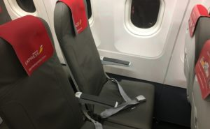 Iberia express aircraft interior