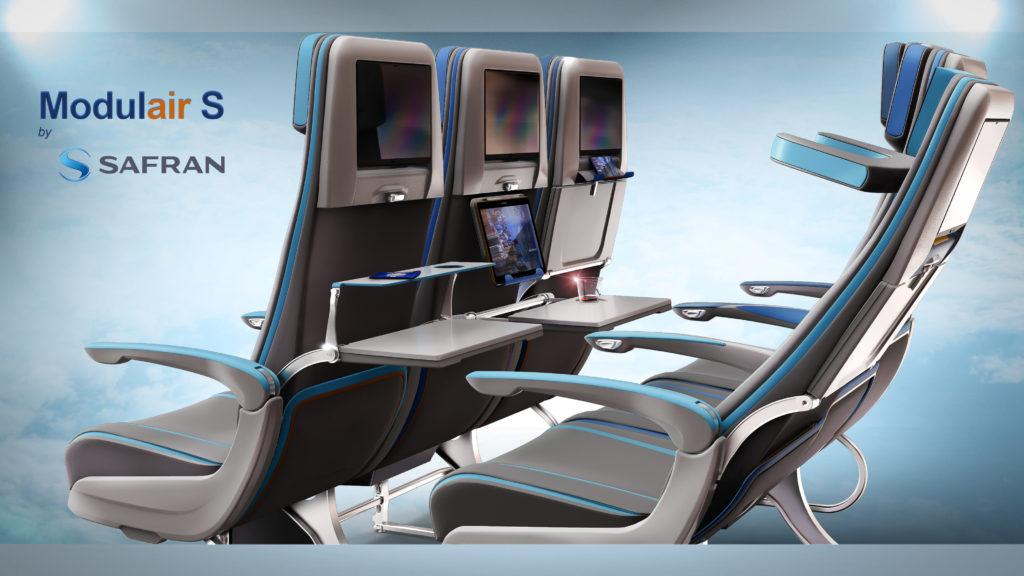 Safran Seats Modulair S