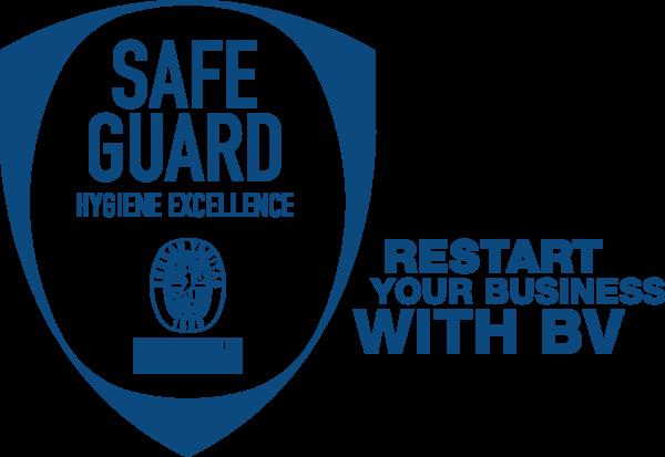 Safety certification logo