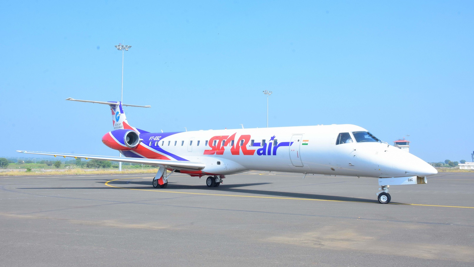 Star Air flights to connect Jamnagar with Bengaluru and Hyderabad