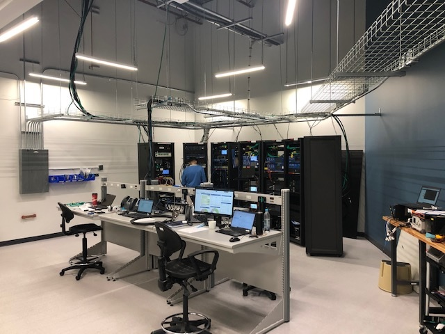 Integration testing of SD hardware into the SD ecosystem takes place at the Kanata North facility.