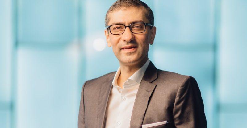 Profile head shot of Rajeev suri