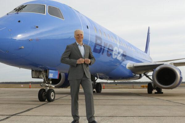 Breeze Airways seeks to play nice as tickets go on sale ...