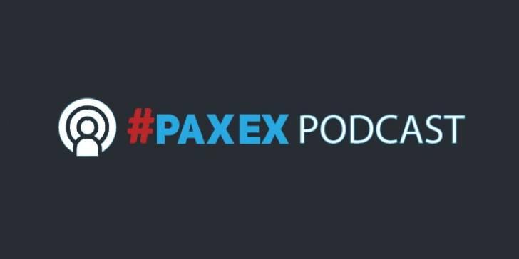 #PaxEx Podcast banner
