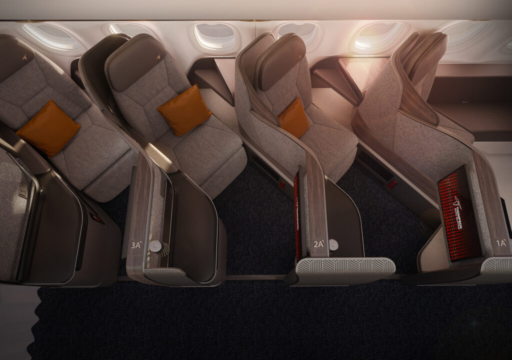 VantageSOLO from Thompson Aero Seating
