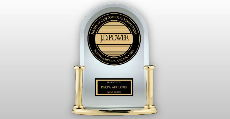 JDP award on a white background.