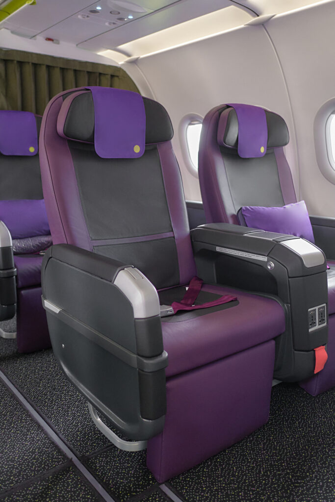 Comoda by Geven Seat for S7 Airlines