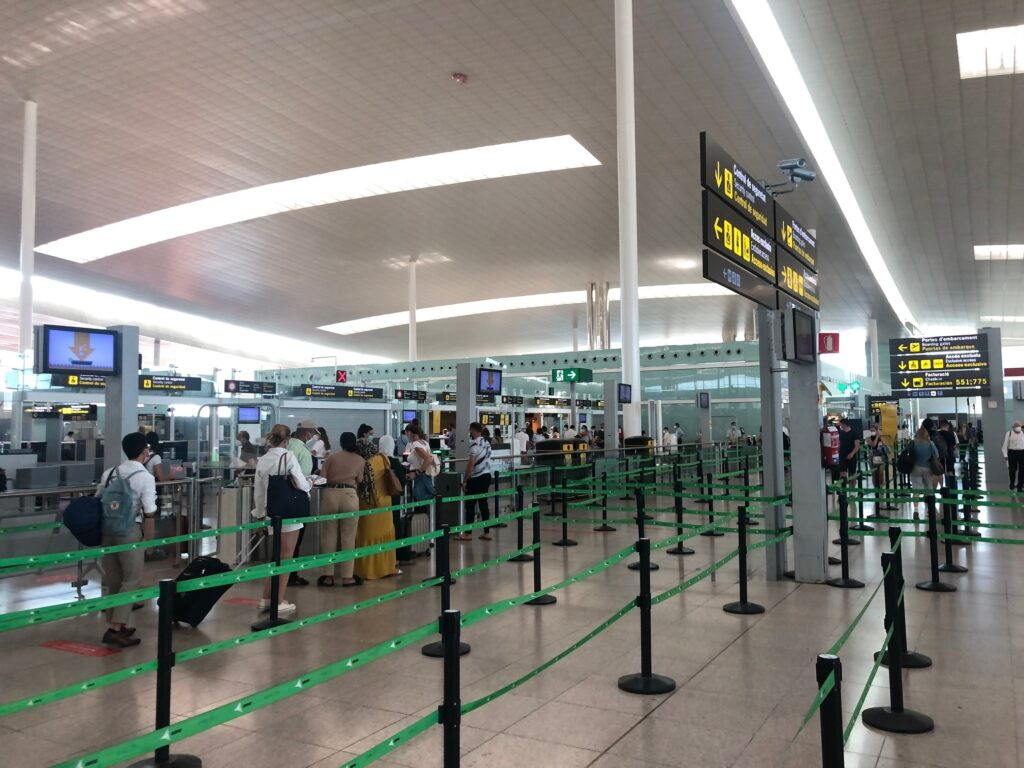 Airport Checkin