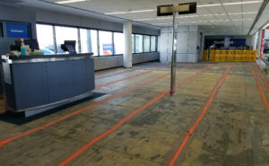 Phased Array Gate Loop technology at Greater Rochester International Airport
