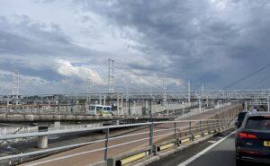 Calais departure terminal