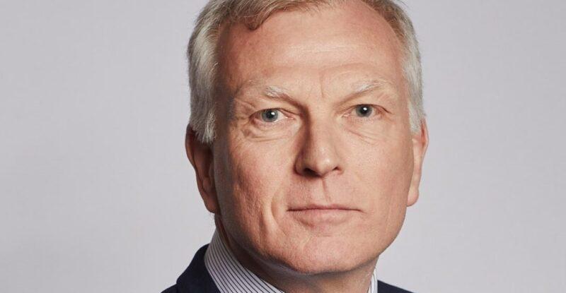 Headshot of Phil Balaam - Inmarsat Aviation President