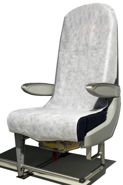 FLYSAFE Cover for an aircraft seat by ABC International