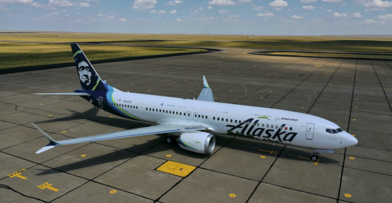 Inmarsat's Iris air traffic modernisation solution is being evaluated onboard the Boeing 2021ecoDemonstrator737-9 aircraft, in partnership with Alaska Airlines.