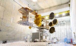 Arianespace's Ariane 5 vehicle