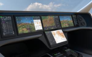 Honeywell Aerospace Anthem cockpit technology